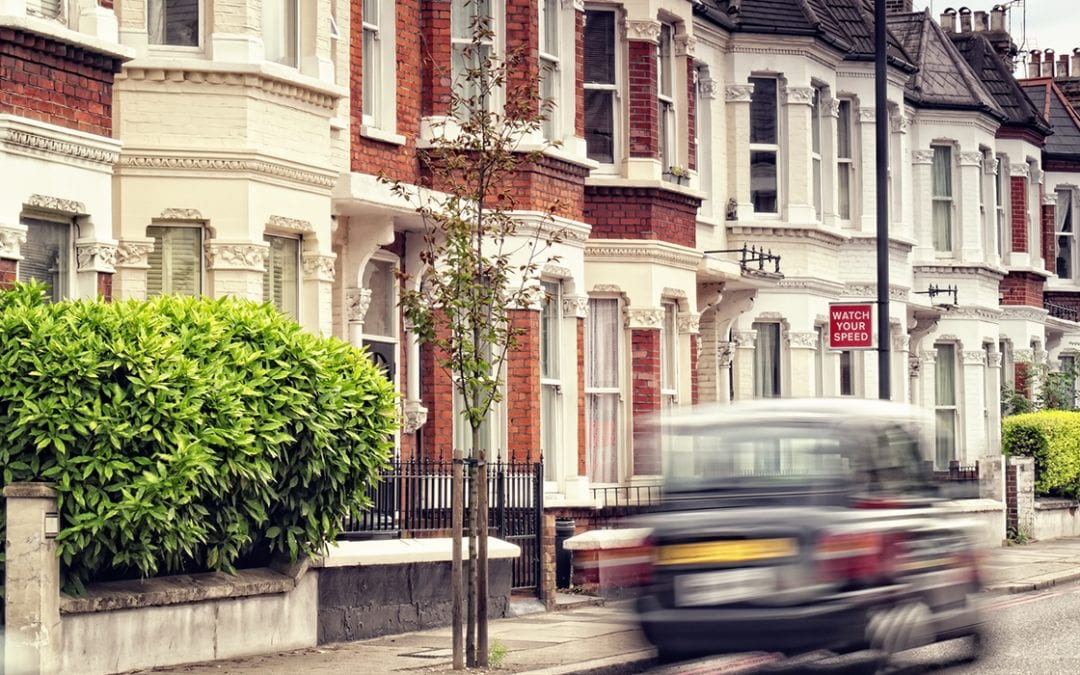 Signs of recovery for London's letting market