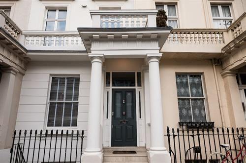 Claverton Street, London