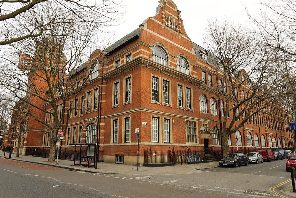 Allen Goldstein_EDUCATION_Clerkenwell_CITY, UNIVERSITY OF LONDON